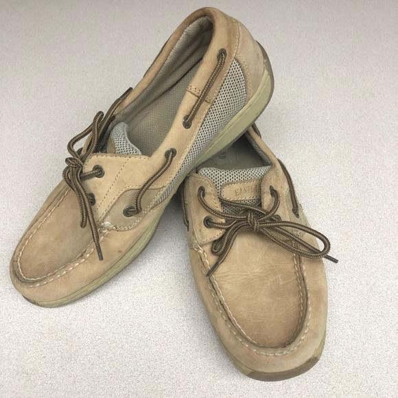 Eastland Womens Solstice Boat Shoe